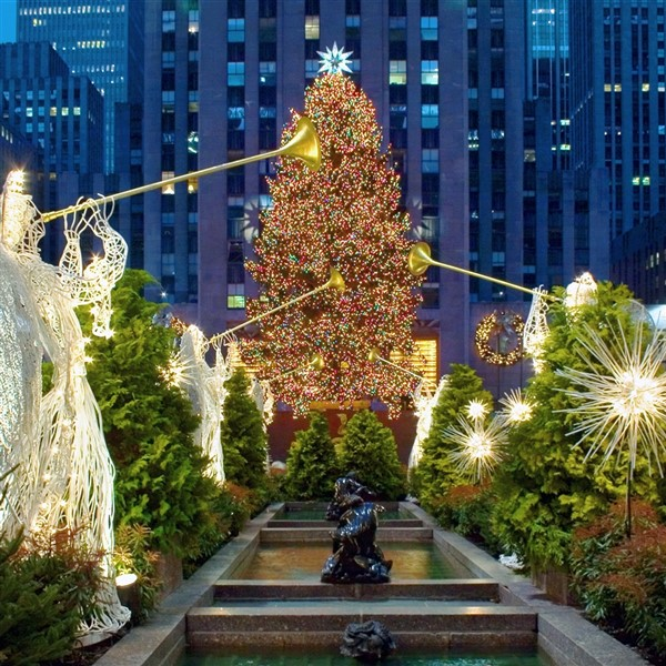 NYC Weekend Holiday Getaway in the City 2020